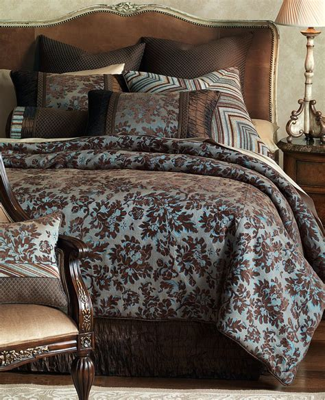 brown and blue comforter 17 best images about brown and blue bedding on pinterest