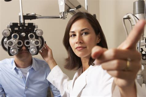 Eye Doctors Eye Exams Why You Should Get One Every Year