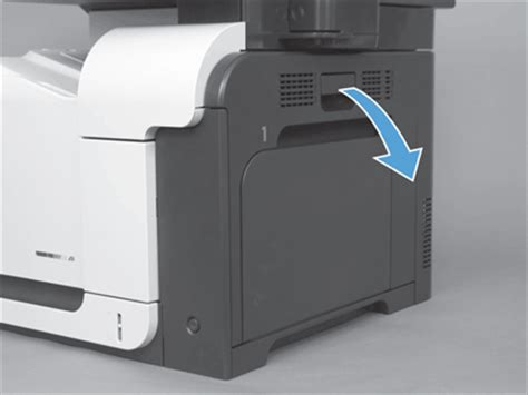 hp laserjet 500 color mfp m575 hp laserjet enterprise 500 color mfp m575 flow mfp 575