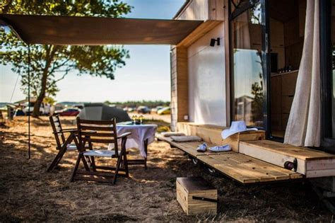 vacation tiny house live a big life in a tiny house on wheels