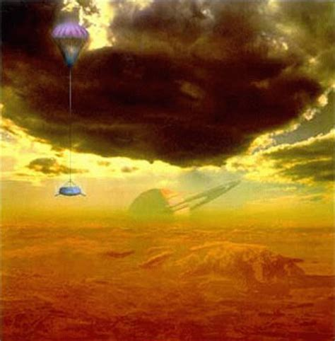 what does saturn look like on the surface titan