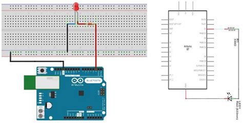 tutorialspoint arduino arduino blinking led