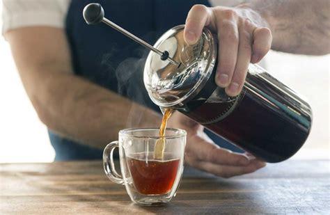 fungsi lain french press  menyeduh kopi majalah otten coffee