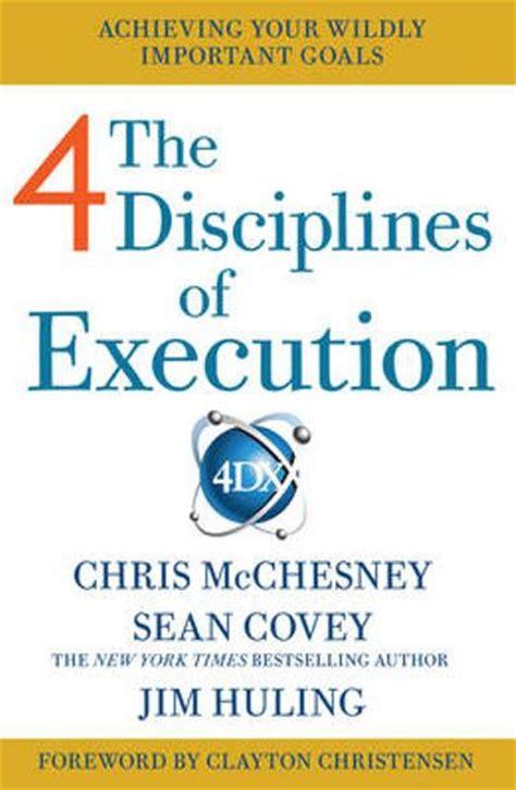 4 disciplines of execution sean covey comprar libro en fnac es