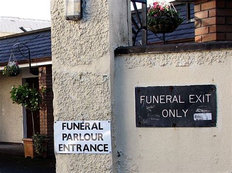 funeral directors the funeral guide