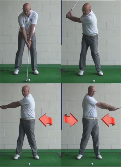 golf swing tips for seniors the big muscles help to create a flawless swing senior
