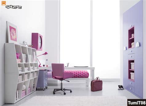 Romantic Purple Bedroom - camerette romantiche per ragazze arredo da principessa
