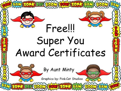 awesome certificate templates awesome adaptable award certificates for any occasion