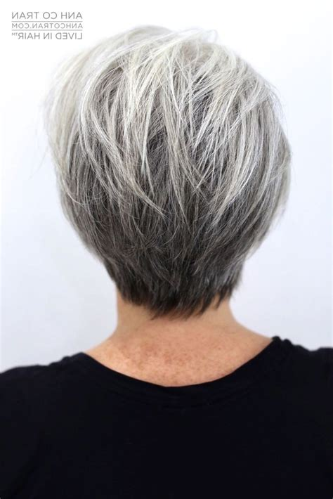 Grey Bob Hairstyles by Grey Bob Hairstyles Fade Haircut