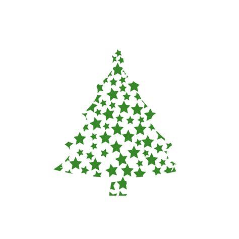 silueta de árbol de navidad 225 rbol de navidad de las estrellas descargar png svg transparente