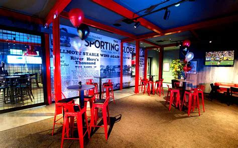 Top Sports Bars by Sporting Globe Richmond Sports Bar City Secrets