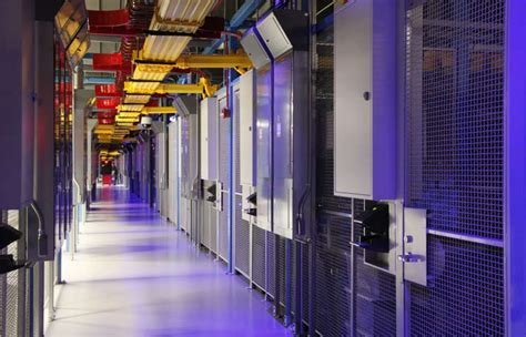 Frontier Home Products And Design Center Equinix Updates Its Data Center Design Data Center Frontier