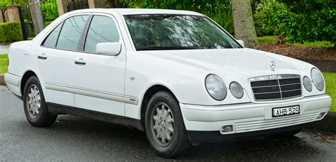 1999 Mercedes Benz E Class Information And Photos Zomb