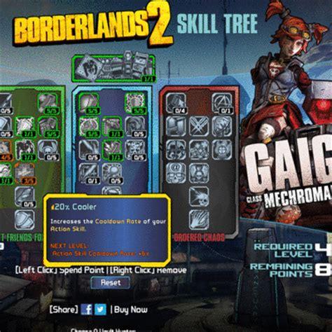 Borderlands 2 Memes - borderlands 2 skill tree