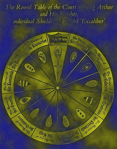 les 12 principaux chevaliers de la table ronde la legende du roi arthur page 7