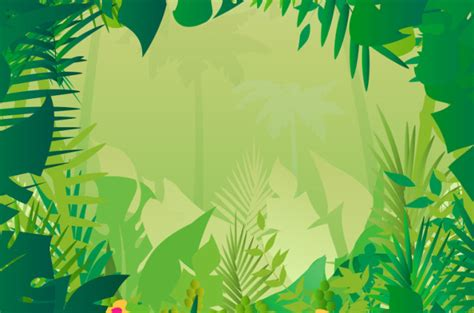 powerpoint templates jungle free jungle background wallpapersafari hq free download 4315