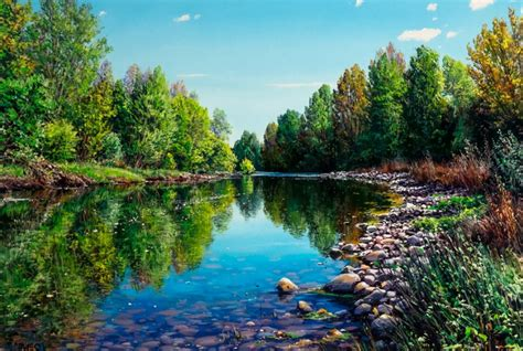 imagenes de paisajes hermosos naturales im 225 genes arte pinturas im 225 genes de paisajes bonitos y