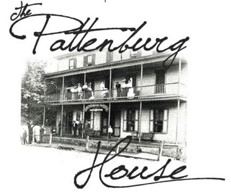 pattenburg house pattenburg house 28 images historic images of hunterdon county pattenburg