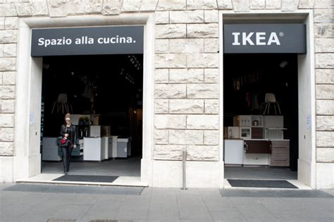 ikea up ikea al centro di roma apre il primo pop up store colosso svedese chic style