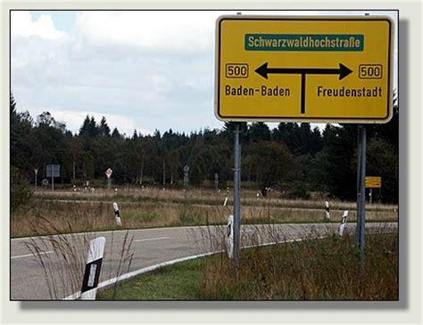 Online Routenplanung Motorrad by Schwarzwald Nicht Nur F 252 R Motorradfahrer