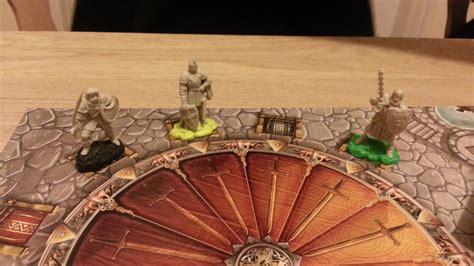 jeux 5 les chevaliers de la table ronde le 232 ge de