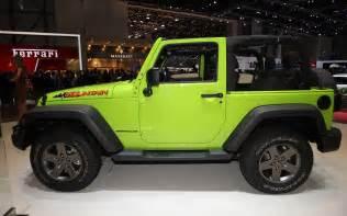 jeep wrangler mountain side photo 13