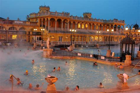 szechenyi baths budapest hungary yes to do