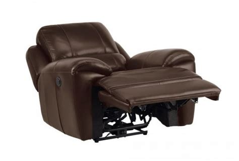 electric reclining armchairs uk finley electric reclining armchair light brown leather