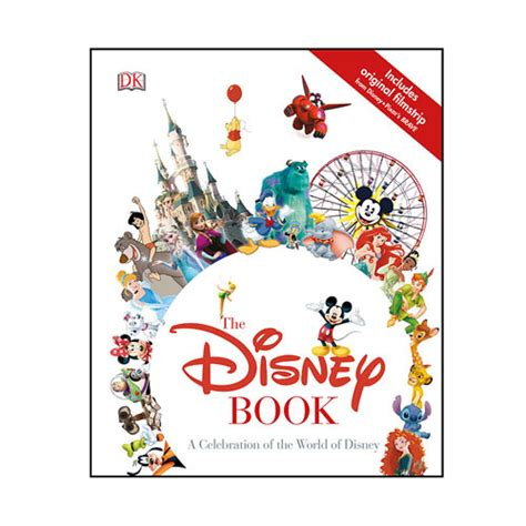 The Disney Book Hardcover Book Dk Publishing Disney