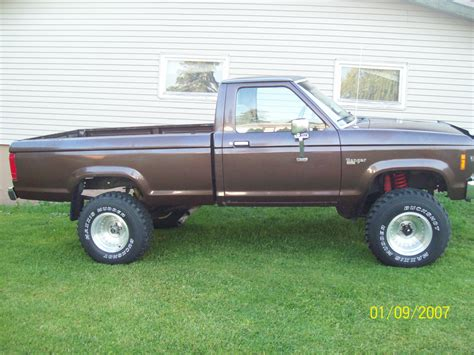 1983 Ford Ranger by 1983 Ford Ranger Lifted Www Imgkid The Image Kid