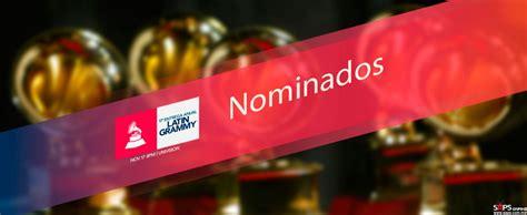 lista completa de nominados 18a entrega anual grammy acoch lista completa de nominados a grammy 2016 saps grupero