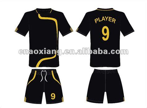 uniforme flag football hombre para hombres fresco seco te negro uniforme de f 250 tbol equipaci 243 n