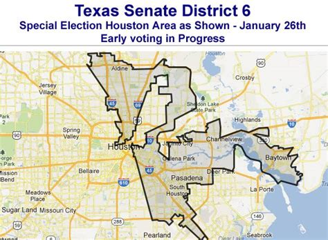 texas state senate district map texas senate districts