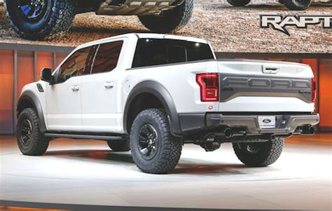 ford   raptor supercrew cab ford trend