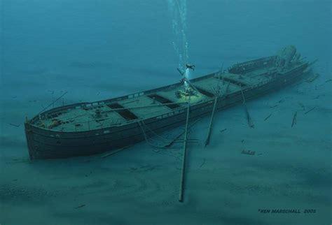 u boat found in st lawrence john m osborn great lakes shipwreck