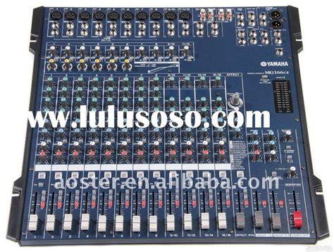 Mixer Audio 16 Chanel yamaha 16 chanel mixer