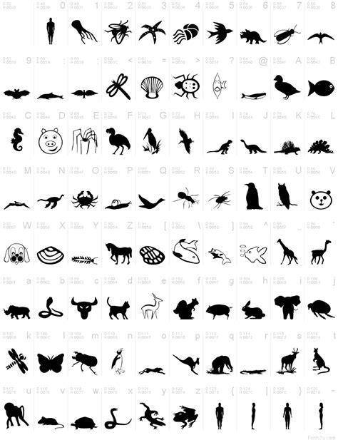 printable animal fonts 8 wild animal font images animal print letters font