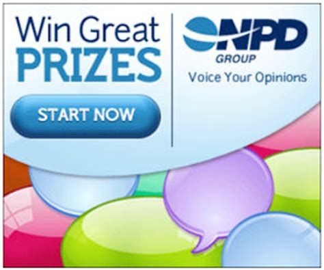 Win Some Great Prizes From Fixx by Npd Research Voice Your Opinion Win Great
