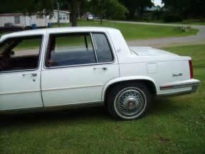 1987 Cadillac Sedan For Sale 1987 Cadillac 4 Door Sedan For Sale Photos