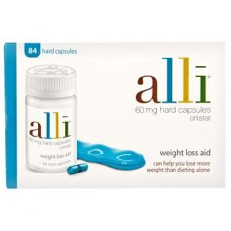 alli weight loss aid capsules chemist direct