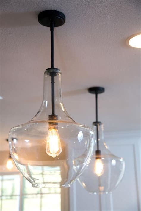 glass kitchen light fixtures 25 best ideas about rustic pendant lighting on pinterest
