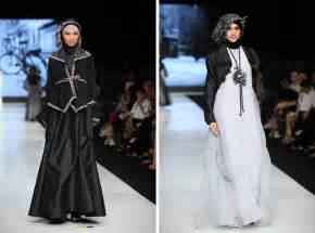 Celana Monokrom 5 model baju muslim monokrom terbaru 2015 model baju