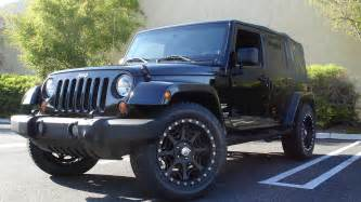 Rims For Jeep Jk Black Wheels On Jeep Wrangler Newhairstylesformen2014