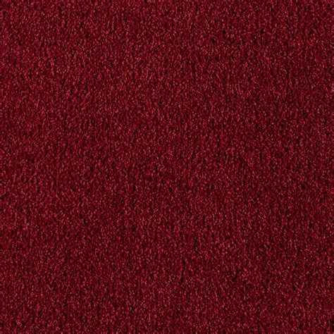 shop mohawk essentials herron bay burgundy textured indoor carpet at lowes