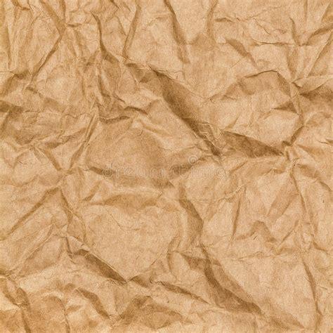 background kertas lecek crumpled paper texture background craft paper stock photo