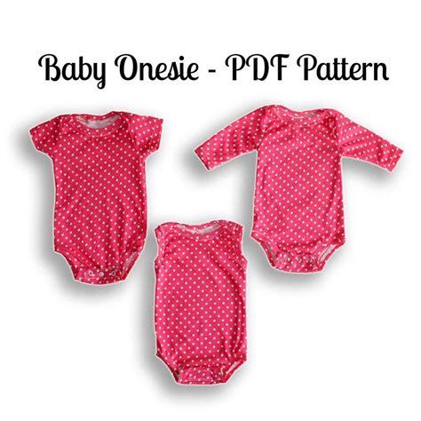 baby t shirt knitting pattern easy onesie sewing pattern pdf download sewing