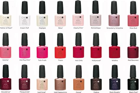 best shellac colors best shellac colors summer 2013 hairstyle gallery