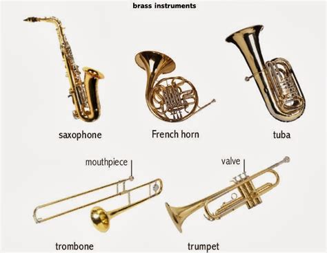 horn section instruments esther february 2014