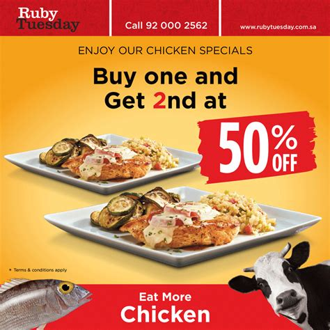 special offers ruby tuesday