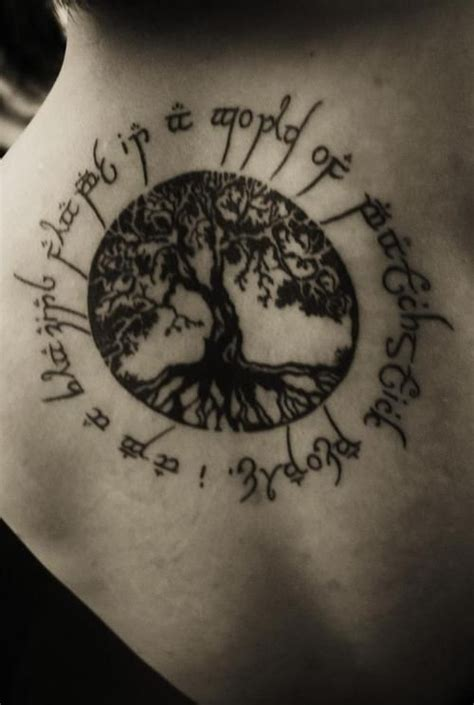 elvish tattoo creator elvish tree tattoo ideas awesome tattoo art tattoo